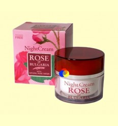 Crema nutritiva de Nit - Rose of Bulgària - 50 ml