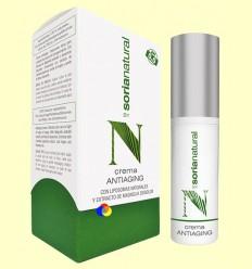 Crema antiaging - Soria Natural - 30 ml