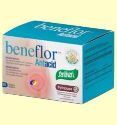 Beneflor Antacid - Benestar gàstric - Santiveri - 30 sobres