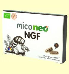 Mico Neo NGF - Bacopa, Cabellera de Lleó, Reishi i Cordyceps - Neo - 60 càpsules