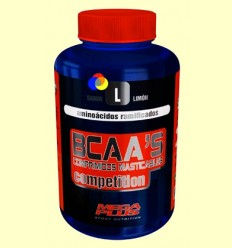 BCAA'S Competition - Mega Plus - 200 comprimits masticables