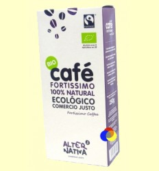 Cafè Fortissimo Mòlt Bio - Alter Nativa 3 - 250 grams