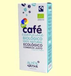 Cafè Biològic Essenziale Mòlt Bio - Alter Nativa 3-250 grams