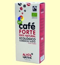 Cafè Forte Mòlt Bio - Alter Nativa 3 - 250 grams