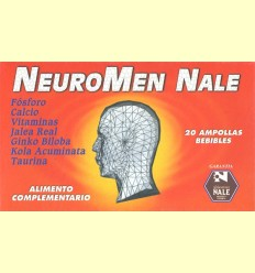 NeuroMen - Lab. Nale - 20 ampolles
