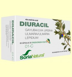 Diuracil - Soria Natural - 60 càpsules