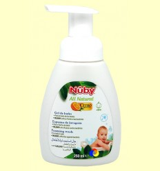 Gel de Bany per a Nadons - Nuby - 250 ml