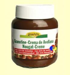 Crema Avellanes i Xocolata - Granovita - 400 grams