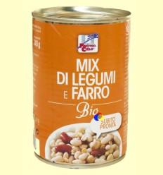 Mix de Llegums amb Espelta - Finestra Sul Cielo - 400 grams