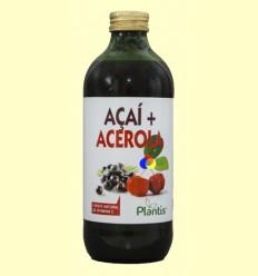 Açai + Acerola - Plantis - 500 ml