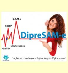 Dipresam-e - Funció Psicològica - Espadiet - 30 càpsules