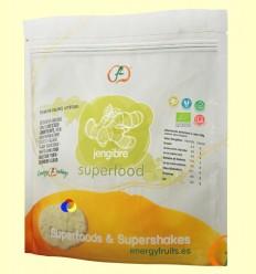 Gingebre en Pols Ecològic - Energy Fruits - 500 grams