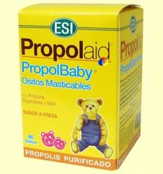 Propol Baby Ossets masticables Propolaid - Laboratoris ESI - 80 ossets