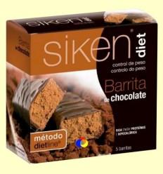Barreta de Xocolata - Siken Diet - 5 barretes