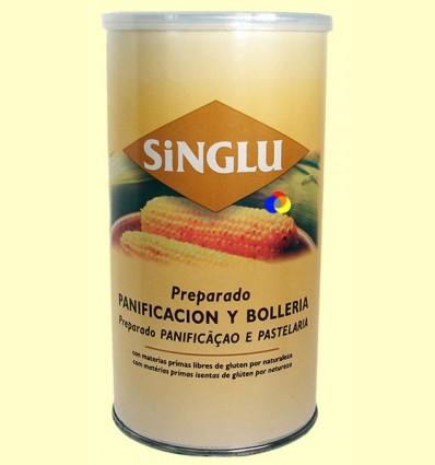 Preparat de Panificació i Pastisseria Sense Gluten - Singlu - 800 grams