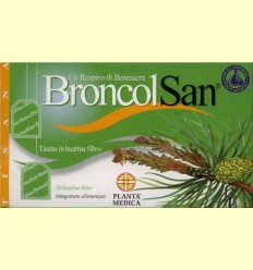 Broncolsan tisana - Planta Mèdica - 20 bossetes