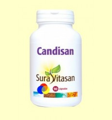 Candisan - Càndides - Sura Vitasan - 90 càpsules