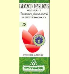Dandelion solució hidroalcohòlica - Specchiasol - 50 ml