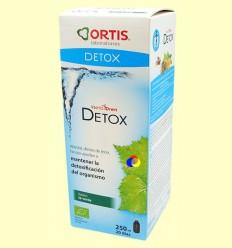 Metodren Detox - Sabor Te Verd - Ortis Laboratoris - 250 ml