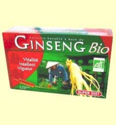 Ginseng Bio - Super Diet - 20 ampolles