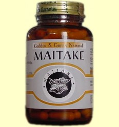 Maitake - Golden & Green - 120 càpsules
