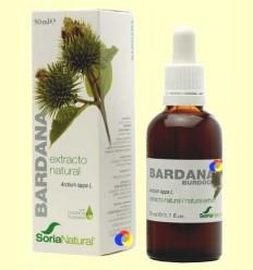 Bardana - Extracte de Glicerina Vegetal - Soria Natural - 50 ml