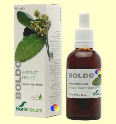 Boldo - Extracte de Glicerina Vegetal - Soria Natural - 50 ml