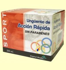 Ungüent d'acció ràpida - Derbós - 200 ml