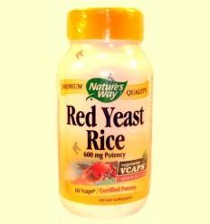 Xarxa Yeast Rice - Nature 's way - 60 càpsules