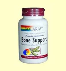 Bone Support - Per a la Dona - Solaray - 120 càpsules