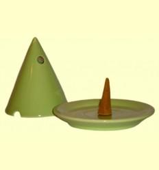 Suport encens de cons - Sigris (forma con)