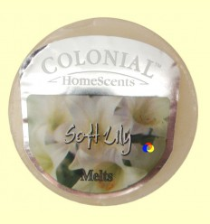 Cera aromatitzada Soft Lily - Melts - Colony