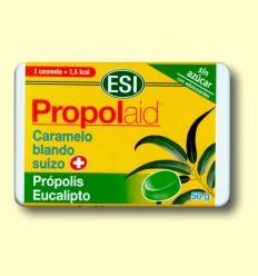 Pastilles toves suïsses - Pròpolis i Eucaliptus - Laboratoris Esi - 50 grams