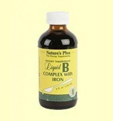 Liquid B-Complex - Amb Ferro - Nature 's Plus - 236 ml ******