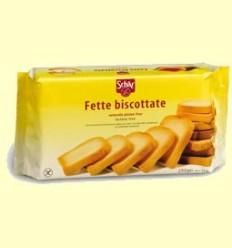 Fette biscottate - biscotes sense gluten - Schär - 250 grams
