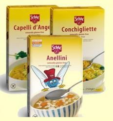 Pasta Capelli d'Angelo - Cabell d'Àngel Sense Gluten - Schär - 250 grams