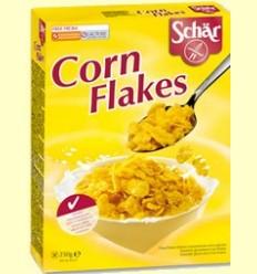 Corn Flakes Sense Gluten de la casa Schär 250 grams