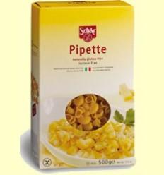 Pasta Pipette - Cargols Sense Gluten - Schär - 500 grams