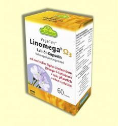 Linomega - Dr. Dünner - 60 càpsules