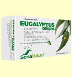 Eucalyptus Complex - Soria Natural - 60 càpsules