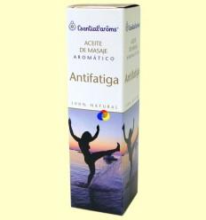Oli de massatge aromàtic antifatiga - Esential'arôms - 50 ml
