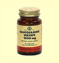 Glucosamina Sulfat 1000 mg - Solgar - 30 comprimits ******