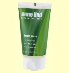 Anne Lind Body Gel Lemon Grass - Gel de dutxa - Anne Marie Börlind - 150 ml