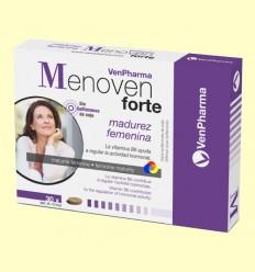 Menoven Forte - Menopausa - Laboratoris Venpharma - 30 comprimits