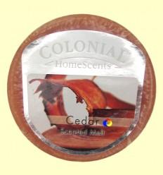 Cera aromatitzada Cedar - Colony
