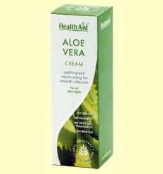 Crema d'Aloe Vera - Health Aid - 75 ml