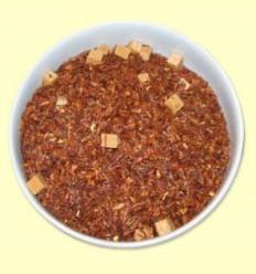 Rooibush aromatitzat Crème Caramel - El Món de Te - 100 grams