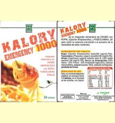 Kalory Emergency 1000 - Laboratoris ESI - 24 pastilles