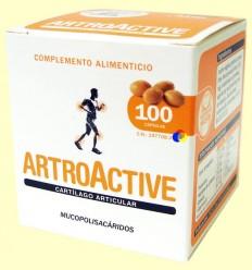 Artroactive - Cura del cartílag - Bioibérica - 100 càpsules