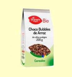 Xoco Bubbles d'Arròs Bio - El Granero - 200 grams